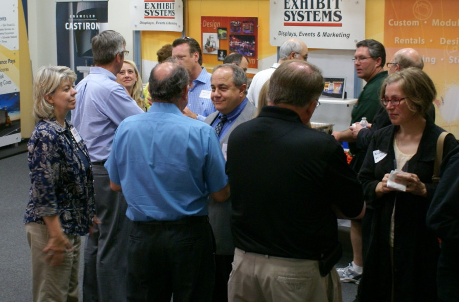 Exhibit Systems welcomes more than 100 guests at Open House