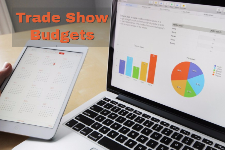Breaking down the trade show budget numbers