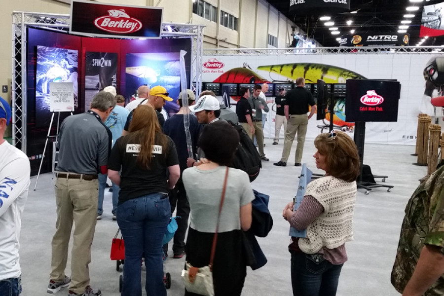 Five ways to increase trade show traffic