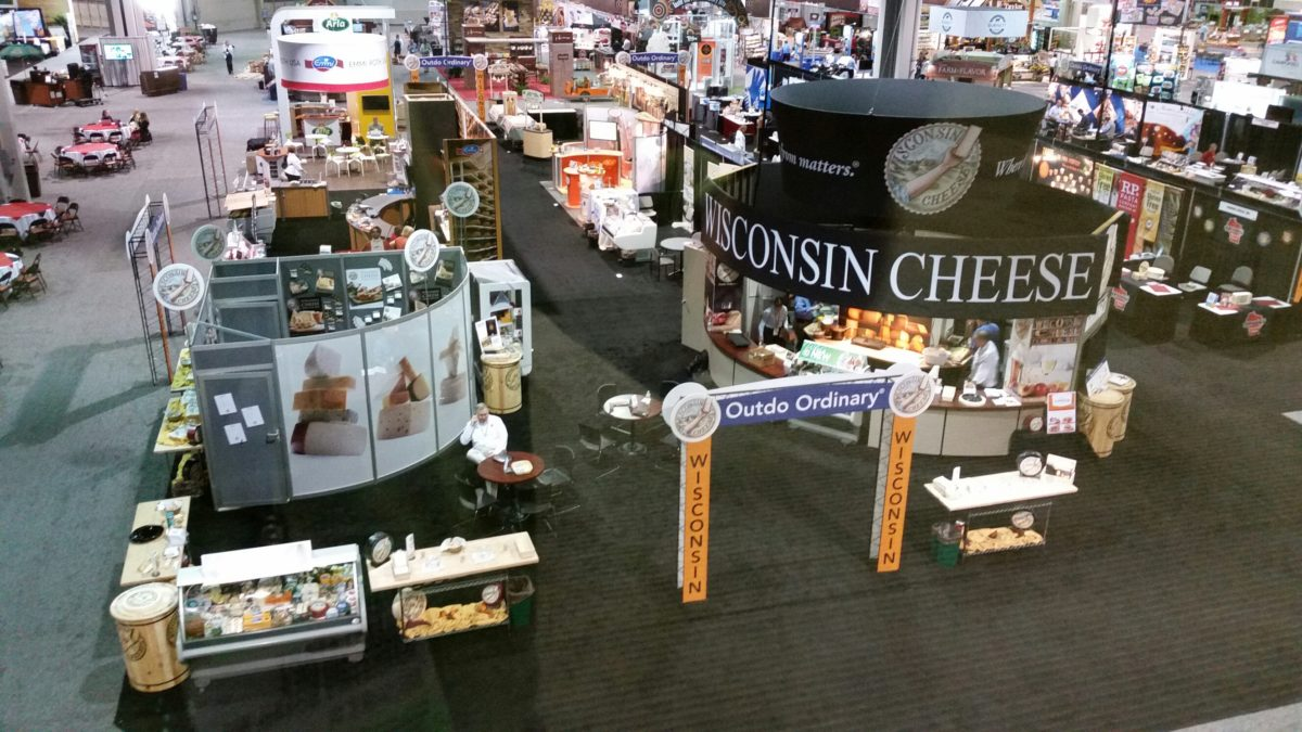 Road Warrior Report: The buyers are back at the Fancy Food show
