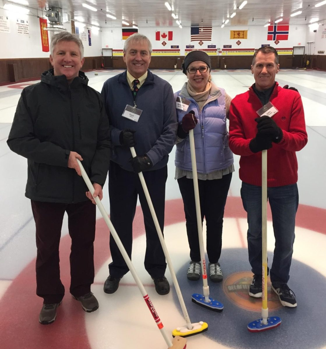 Curling Champs a 2016