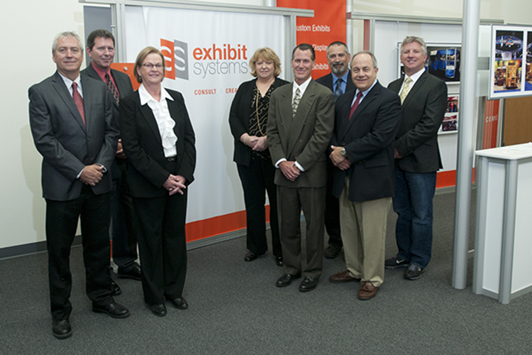 Exhibit Systems Management Team