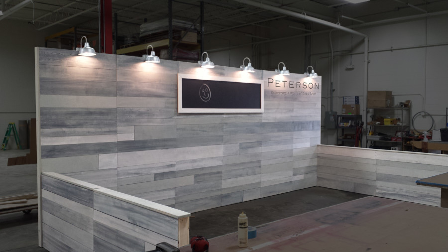 Case Study: Peterson Cheese unveils custom booth at Summer Fancy Food Show