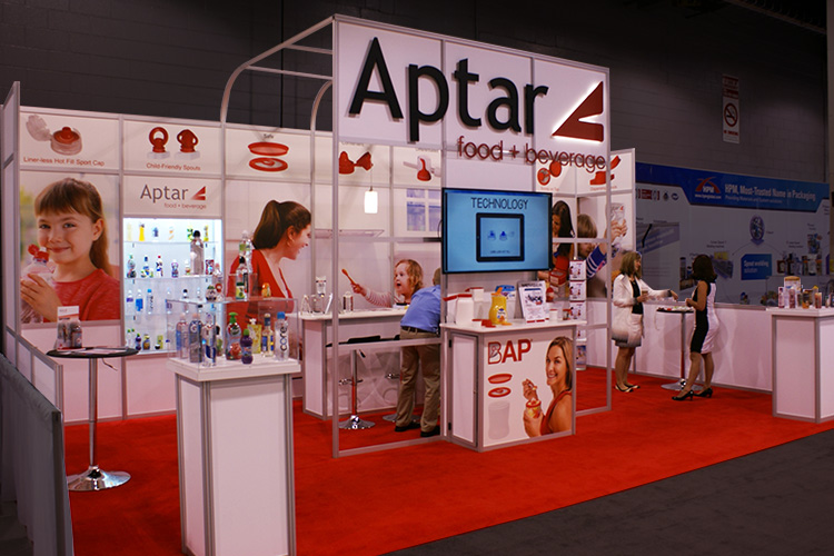 Custom Rental Exhibits