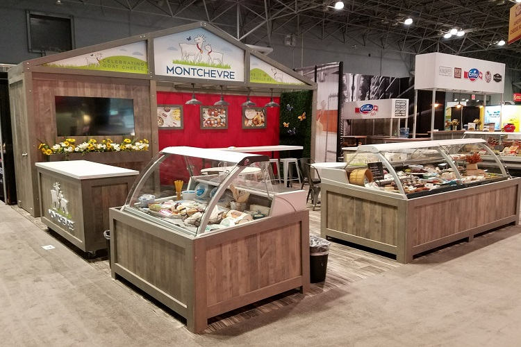 Food Amp Beverage Trade Show Exhibits From Exhibit Systems