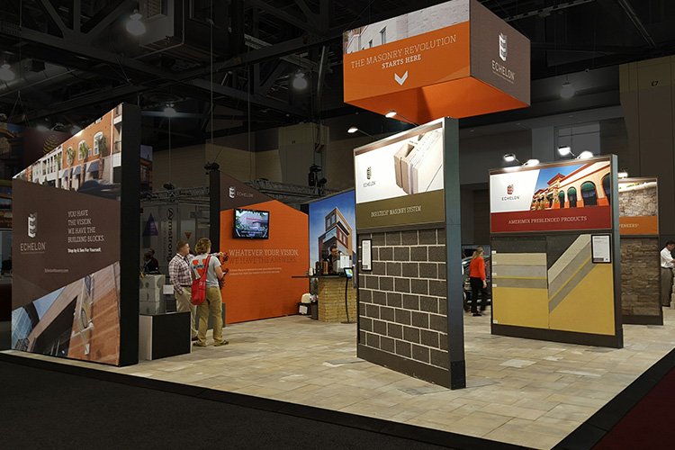 Construction Trade Show Exhibits Exhibit Systems
