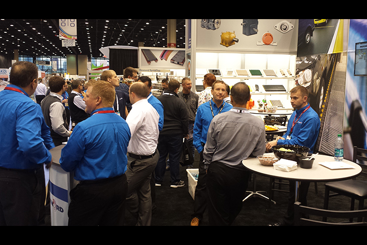 Image of Trade Show Booth