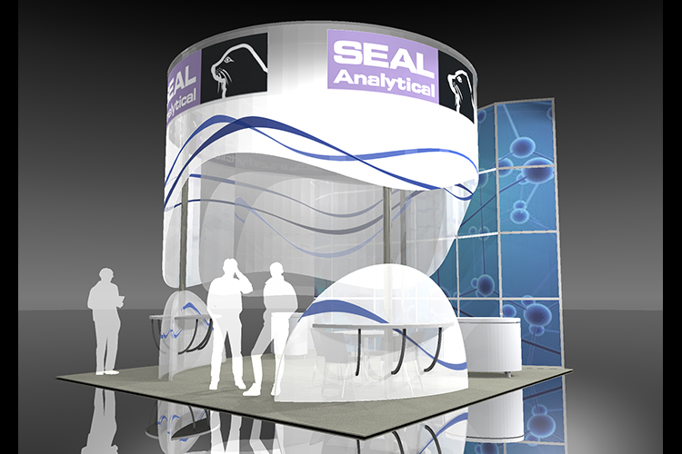 Seal Analytical custom display 1