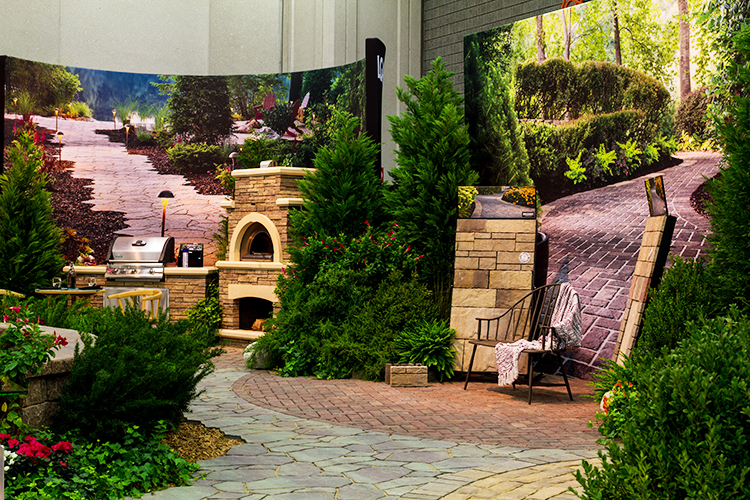 Building the Outdoors… Indoors at HNA GIE Show