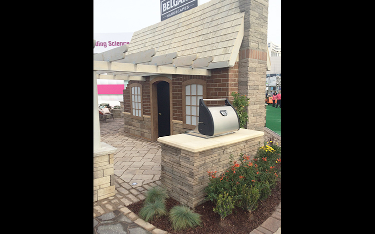 Outdoor Custom Tradeshow Exhibit
