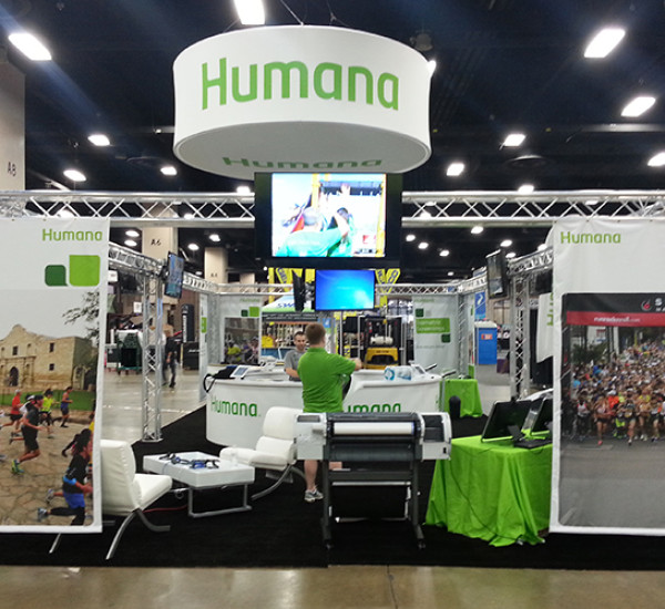 Humana at the Rock n Roll Marathon