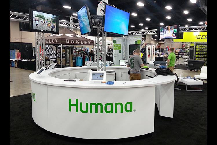 Trade Show Topics: Using Custom Display Pieces to Extend Your Brand