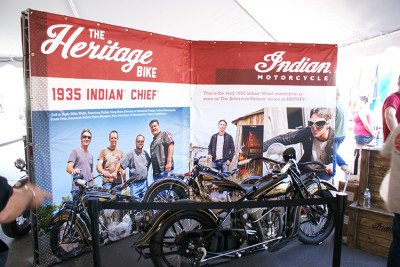Indian & Victory Motorcycles at the Sturgis Rally