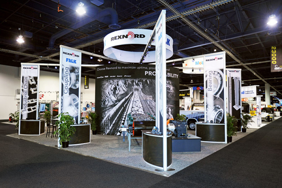 Rexnord at MinExpo