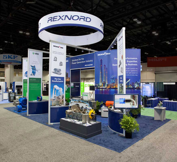 Rexnord at PowerGen