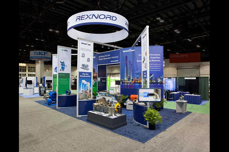 Why you should hang a sign above your exhibit at your next trade show