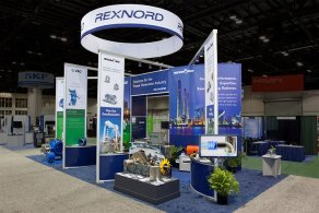 Custom Modular Rental Exhibit