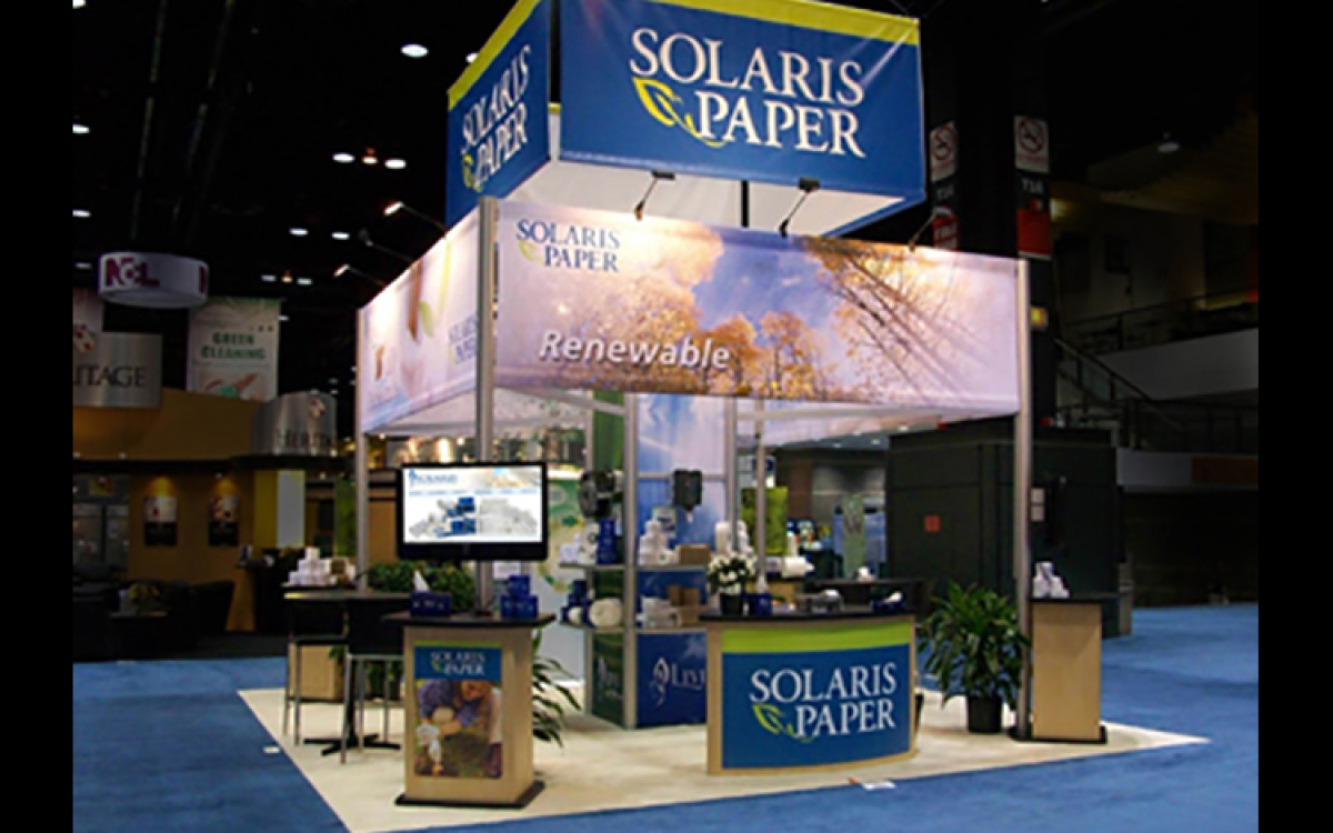 Solaris Rental Custom Exhibit