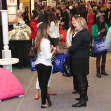 What do young attendees want at a trade show?