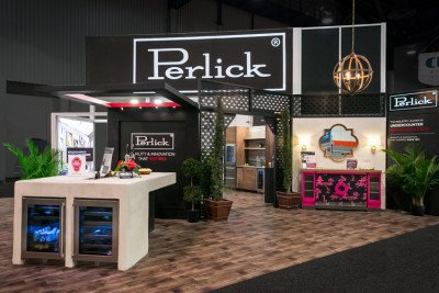 Perlick at Kitchen and Bath Show (KBIS)