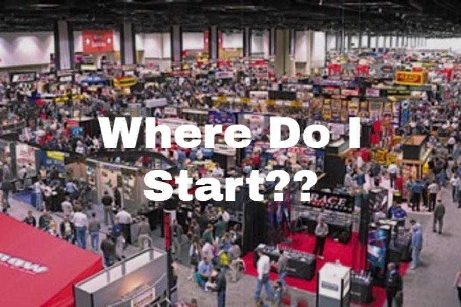 Are You a Rookie? Tips for First Time Trade Show Exhibitors