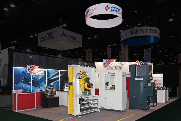 Enjoying the Feeling of a Job Well Done Recap:  International Manufacturing Technology Show (IMTS)
