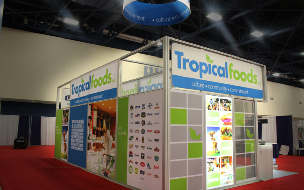 Tropical Foods back