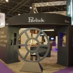 Perlick KBIS 2018 Custom 40x50 trade show booth