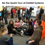 "Watch the a video of the ""Be the Spark"" tours at Exhibit Systems"