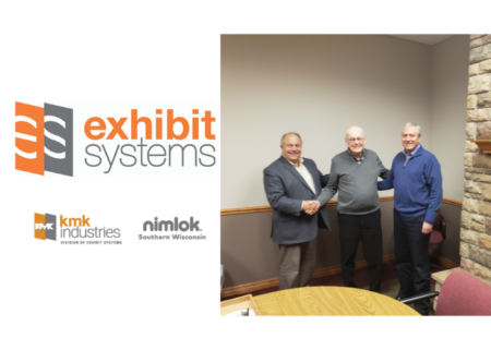 Exhibit Systems Acquires KMK Industries, Expanding Trade Show Design and Production Capacity