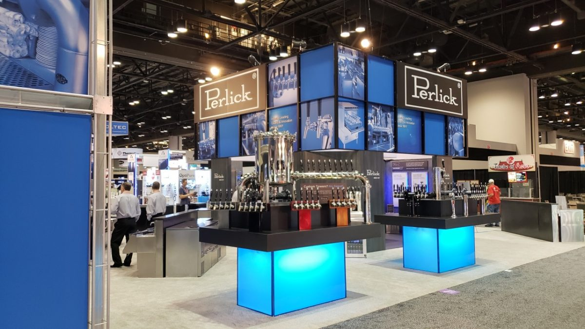 Perlick Commercial at NAFEM 2019