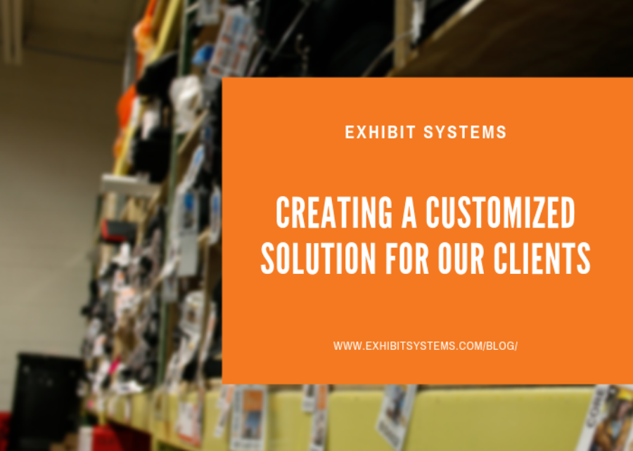 Customized Trade Show Solution