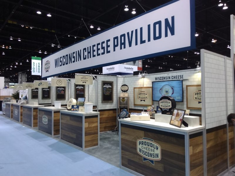 Dairy Farmers of Wisconsin at the National Restaurant Association Show