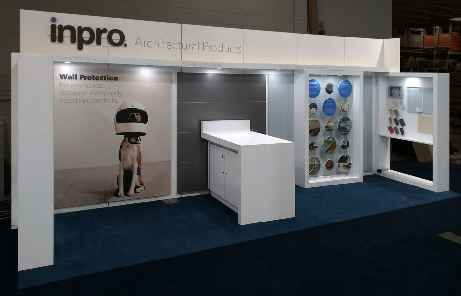 Inpro Inline Booth Example