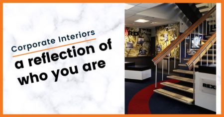 Designing Corporate Interiors to Reflect Who You Are