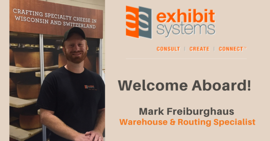 Exhibit Systems Expands Its Trade Show Operations Team
