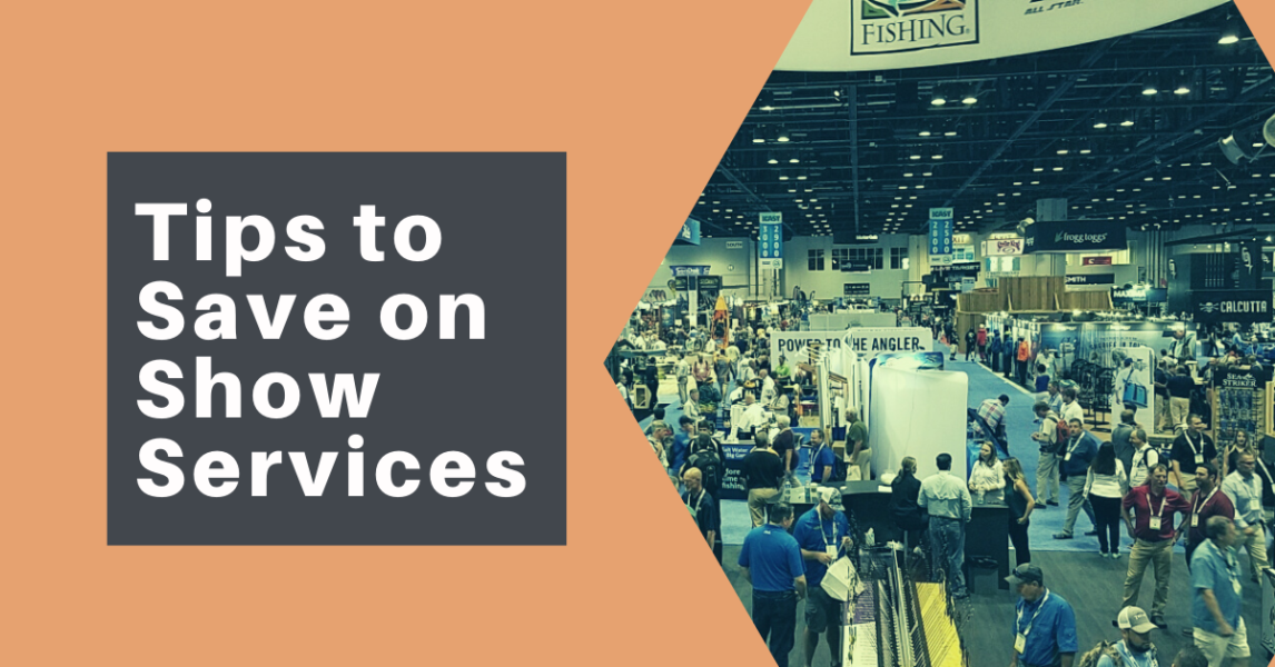 Tips to Save Money on Trade Show Services