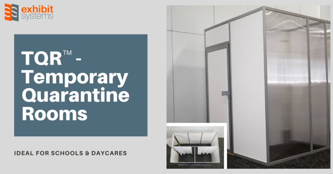 Temporary Quarantine Rooms to Facilitate School & Daycare Safety